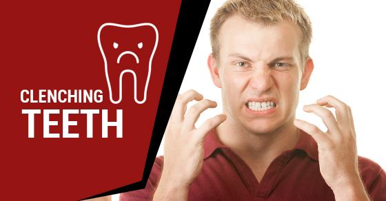 Clenching Teeth
