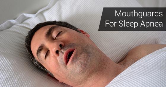 Mouthguards For Sleep Apnea