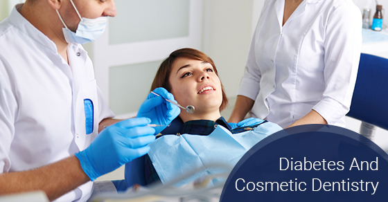 Diabetes And Cosmetic Dentistry