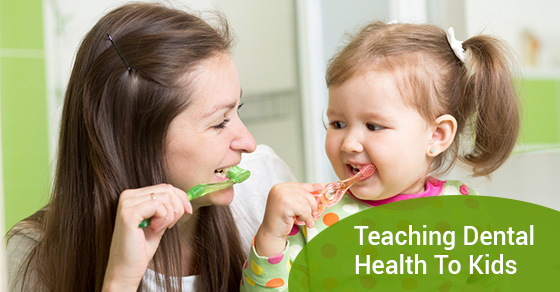 Teaching Dental Health To Kids