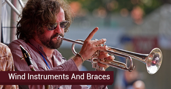 Wind Instruments And Braces